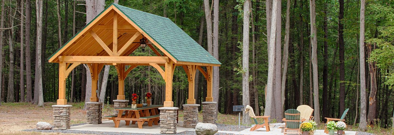 Pavilion Designs And Plans