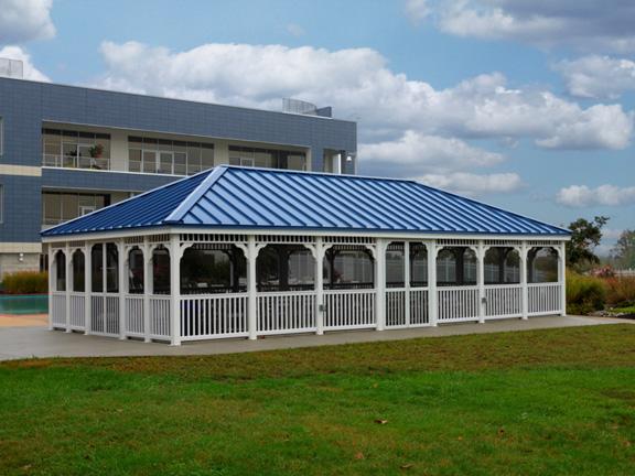 Traditional Wooden Pavilions Wooden Pavilions Pavilion