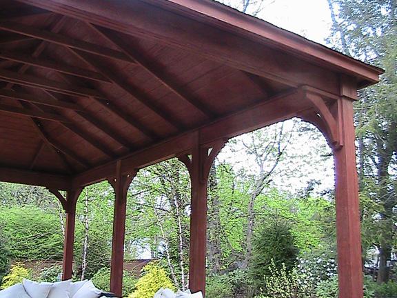 Traditional Wooden Pavilions | Wooden Pavilions, Pavilion